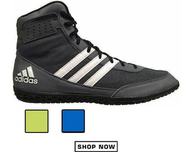 ef5bd1d188ca adidas David Taylor Mat Wizard Wrestling Shoes New   Retired Colors