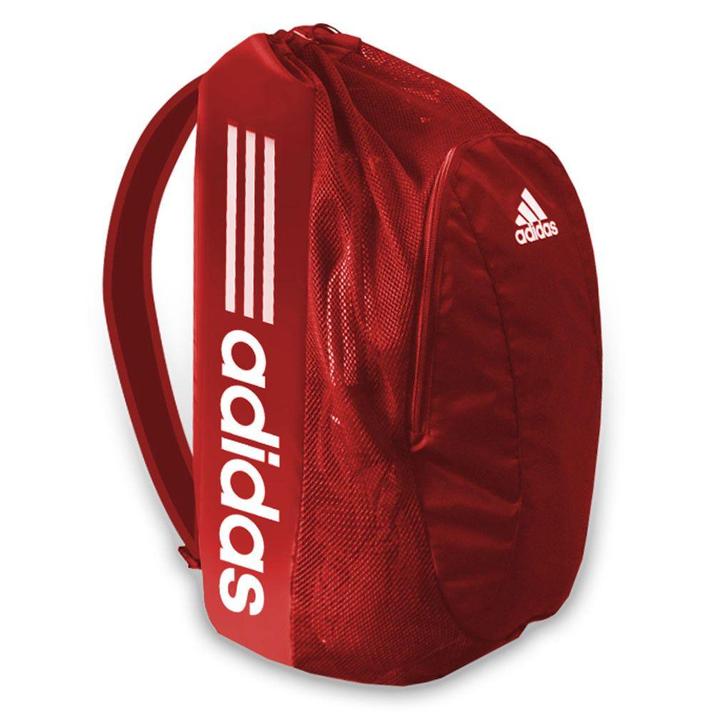 Adidas Gear Bag Red