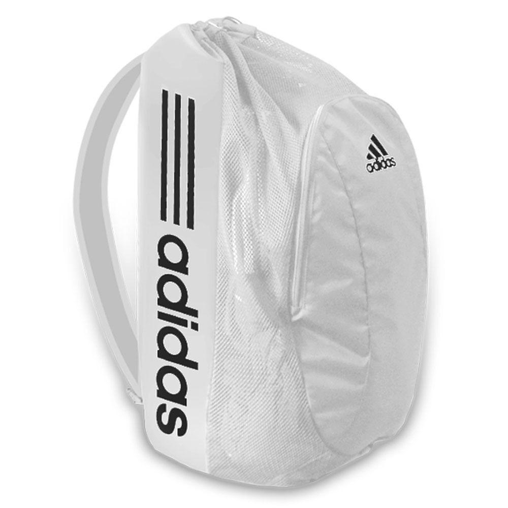 Adidas Gear Bag White