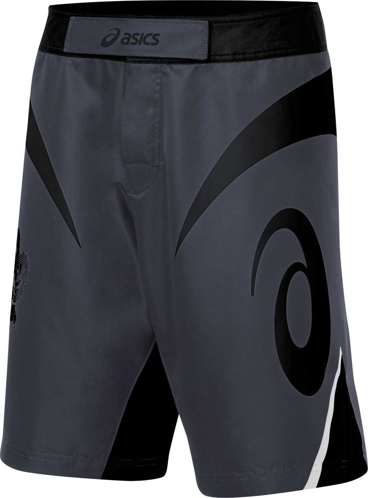 ASICS Bull Fight Shorts Black Grey