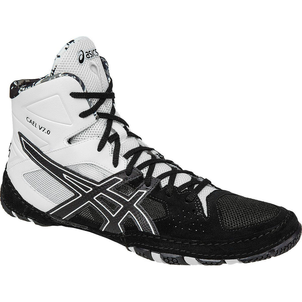 asics cael v7.0 wrestling shoes