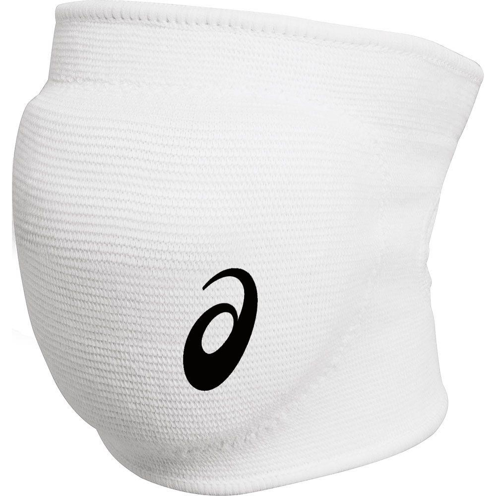 ASICS Competition 4.0G Kneepads White