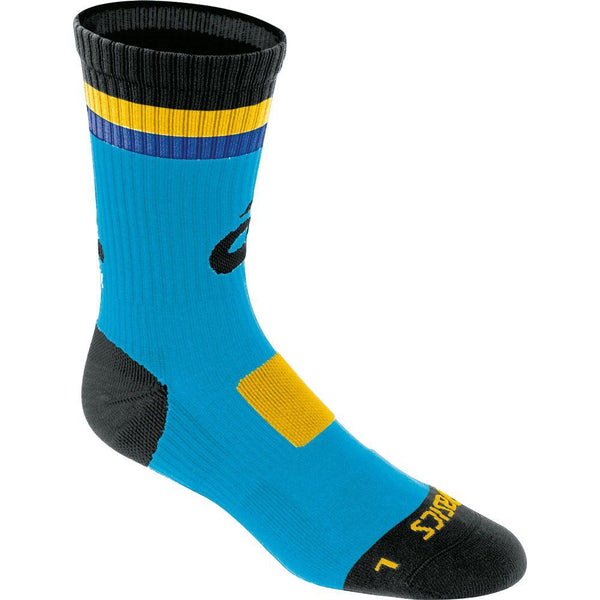 Asics Craze Crew Socks Atomic Blue Black