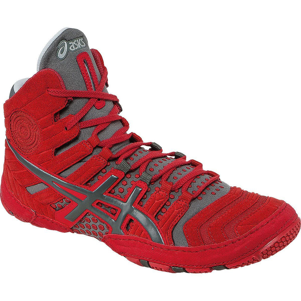 asics youth wrestling shoes outlet