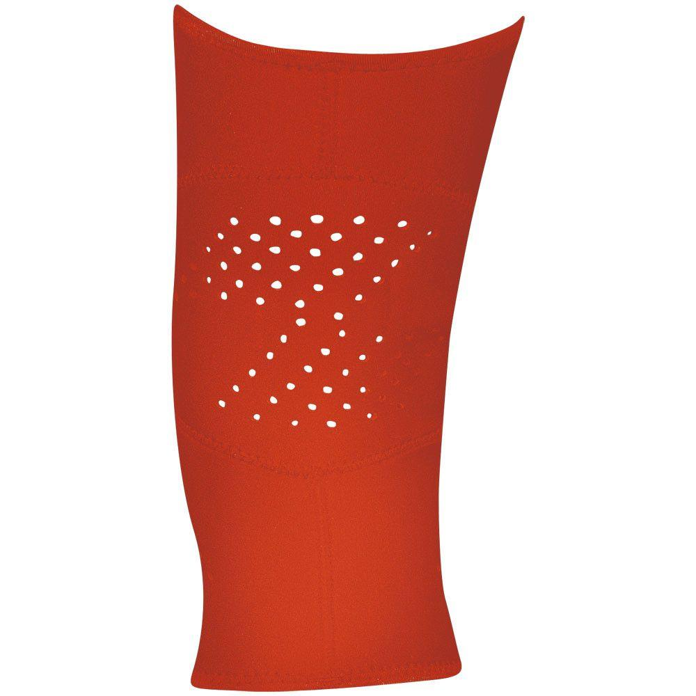 Asics Super Sleeve Red Kneepads - Pair