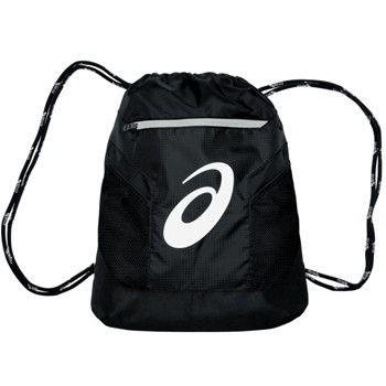 Asics Sanction Cinch Sackpack Black