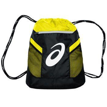 Asics Sanction Cinch Sackpack Neon