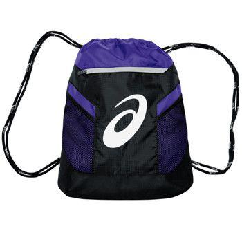 Asics Sanction Cinch Sackpack Purple