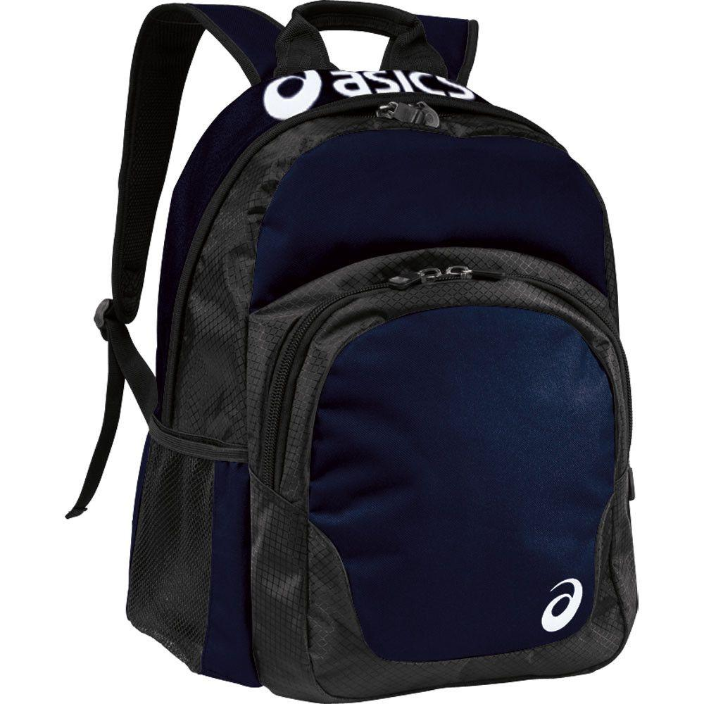 asics team backpack Silver