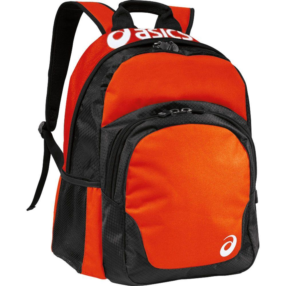 Asics Team Backpack Orange