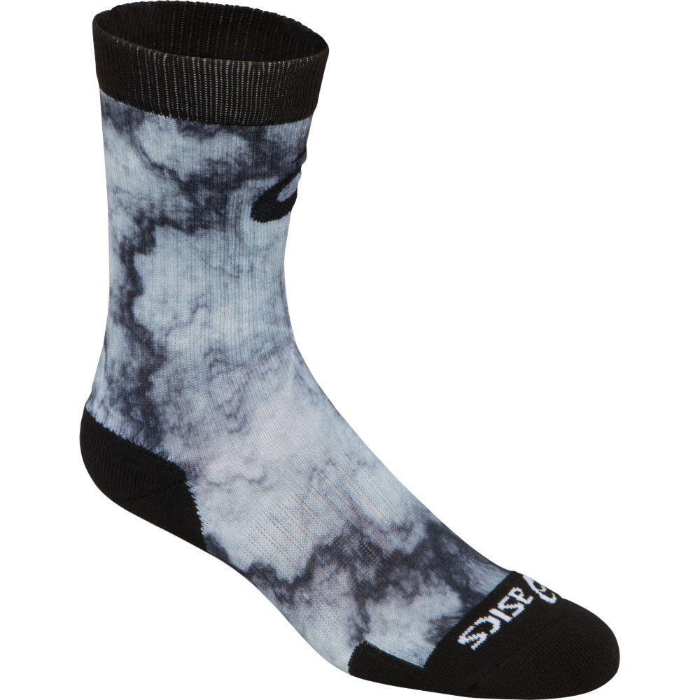 ASICS TM Multi Print Crew Sock Grey Lighting