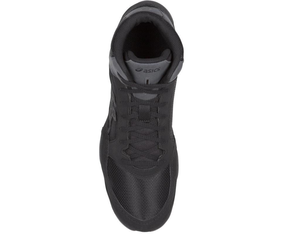 asics wrestling shoes snapdown 2 black carbon 7