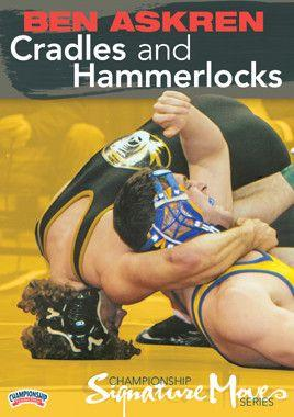 Ben Askren  Cradles and Hammerlocks (DVD)