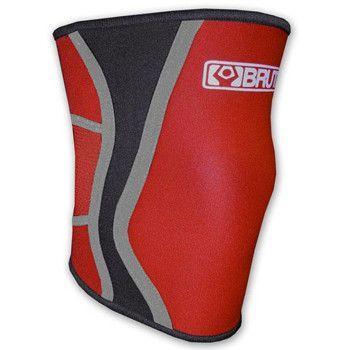 Brute Icon Knee Sleeves Red