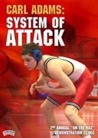 Carl Adams: System Of Attack (DVD)