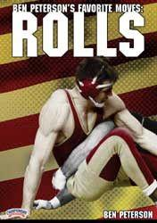 Ben Peterson's Favorite Moves:  Rolls (DVD)