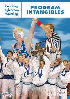 Coaching High School Wrestling:  Program Intangibles (DVD)
