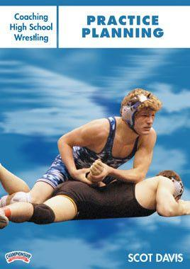 Coaching High School Wrestling:  Practice Planning (DVD)