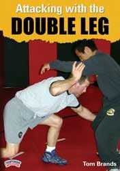 Tom Brands:  Attacking with the Double Leg (DVD)