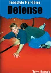 Terry Brands:  Freestyle Par-Terre Defense (DVD)