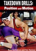 Takedown Drills:  Position and Motion (DVD)