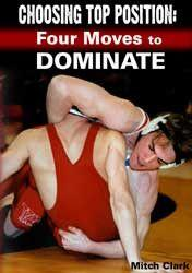 Choosing Top Position:  Four Moves to Dominate (DVD)