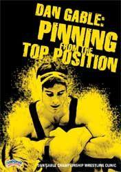 Dan Gable:  Pinning from the Top Position (DVD)