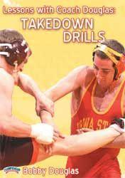 Lessons with Coach Douglas: Takedown Drills (DVD)