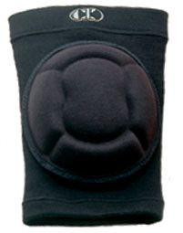 Cliff Keen Bubble Kneepads - Pair Black