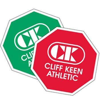 Cliff Keen Red and Green Flip Disc
