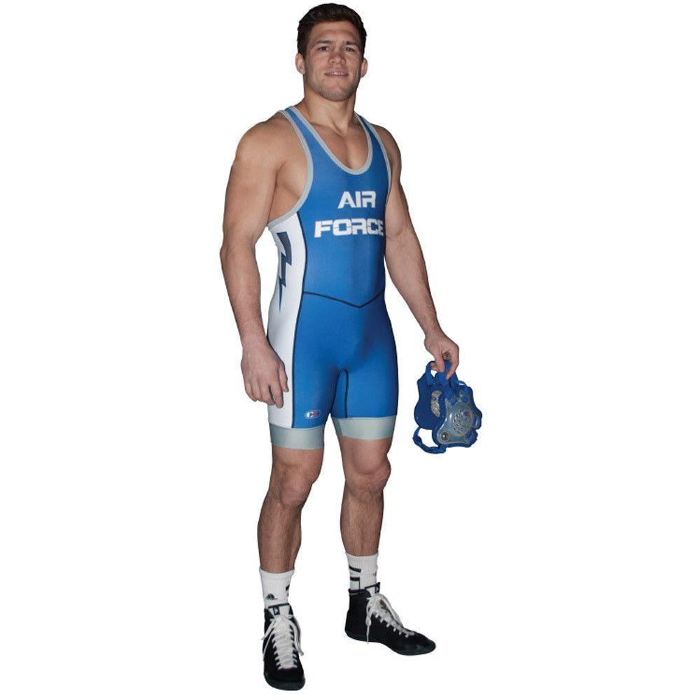 Cliff Keen Sublimated Singlet S79CK43J Mesh Panel