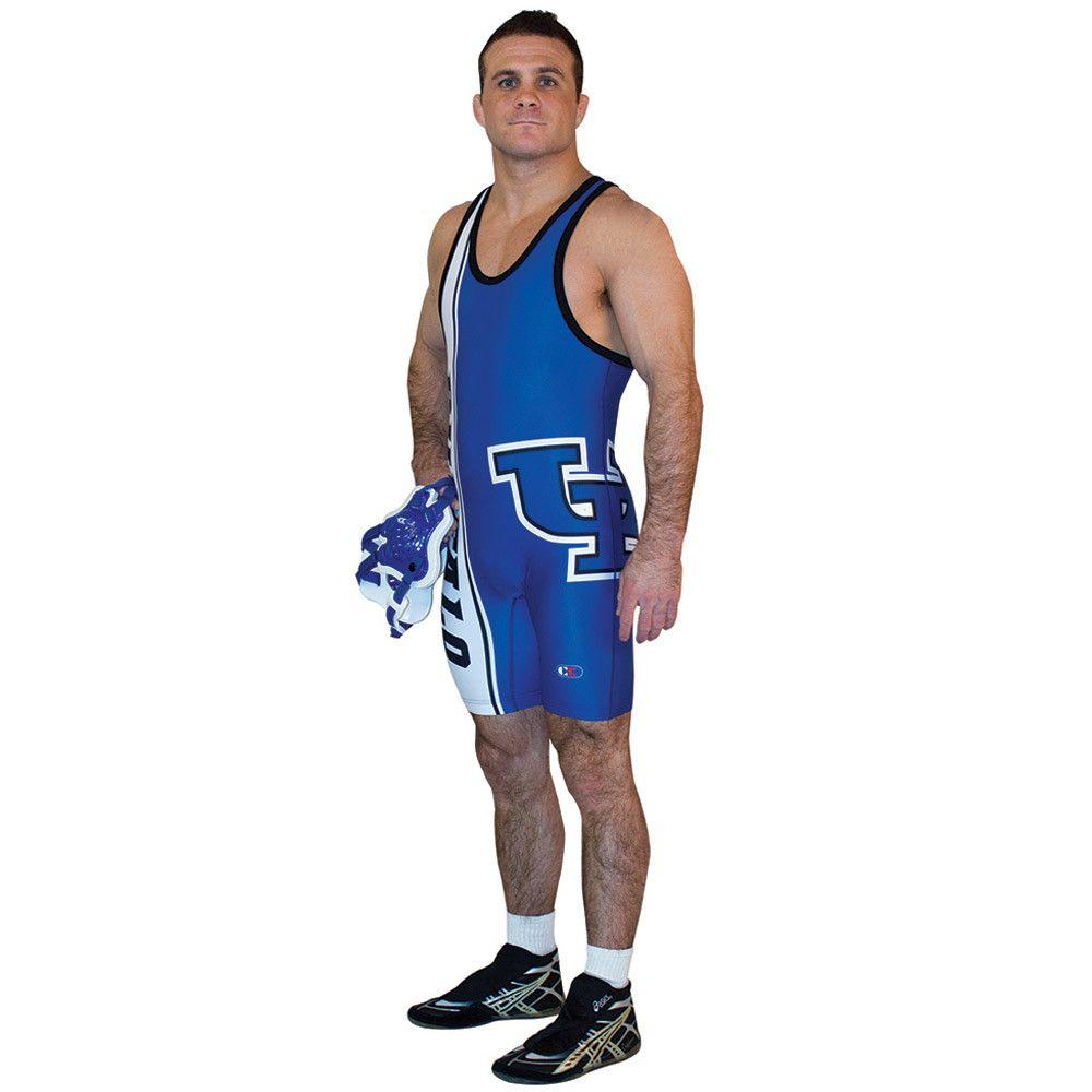Cliff Keen Sublimated Singlet S794332
