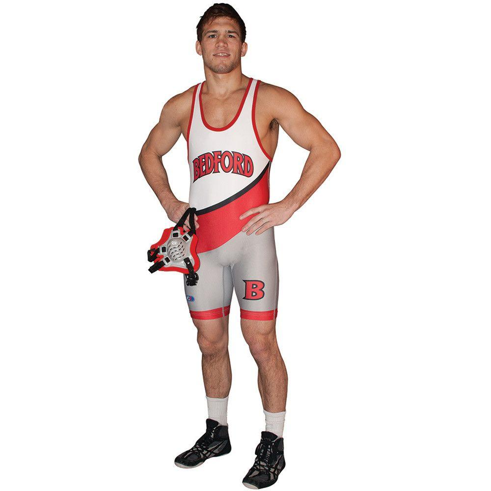 Cliff Keen Sublimated Singlet S794344