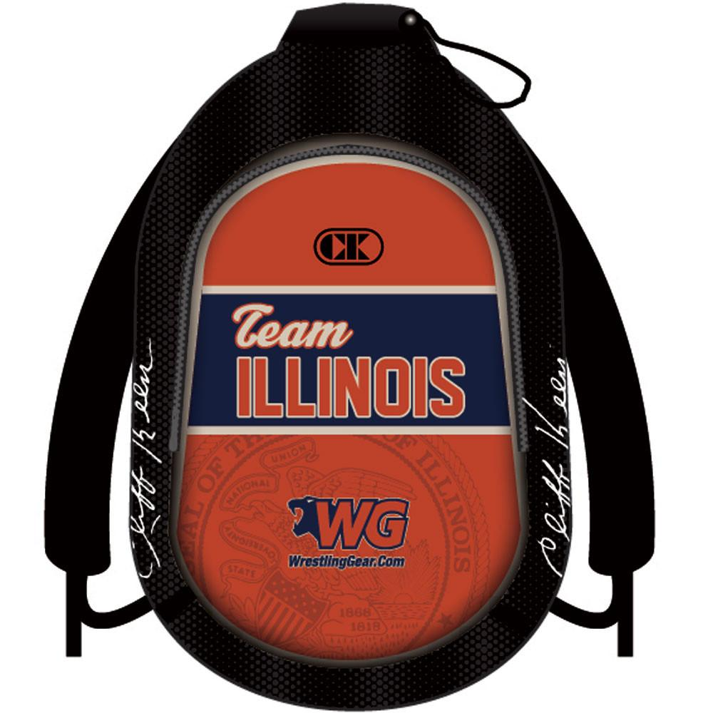 Cliff Keen Team Illinois Custom Backpack
