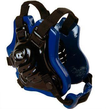 Cliff Keen Tornado Wrestling Headgear Black Royal Blue Black