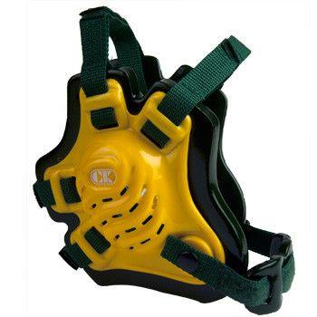 Cliff Keen Tornado Wrestling Headgear Green Light Gold Green
