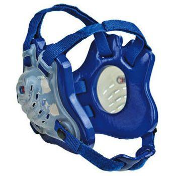 Cliff Keen Tornado Youth Headgear Trans Royal Blue Royal Blue
