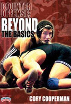 Cory Cooperman:  Counter Offense, Beyond the Basics (DVD)