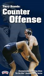 Terry Brands: Counter Offense (DVD)