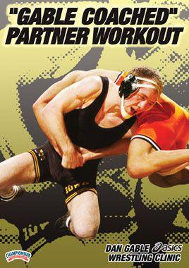 Gable:  Coached Partner Workout (DVD)
