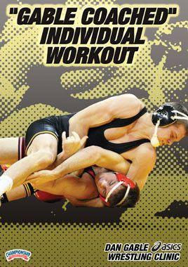 Gable:  Coached Individual Workout (DVD)