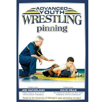 Dave Mills Advanced Youth Wrestling - Pinning (DVD)