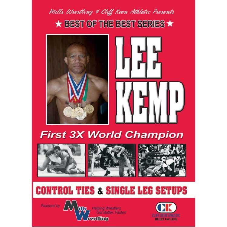 Lee Kemp - Control Ties & Single Leg Setups DVD