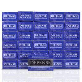 Defense Soap 30 Bar Pack