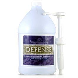 Defense Soap Gallon Shower Gel