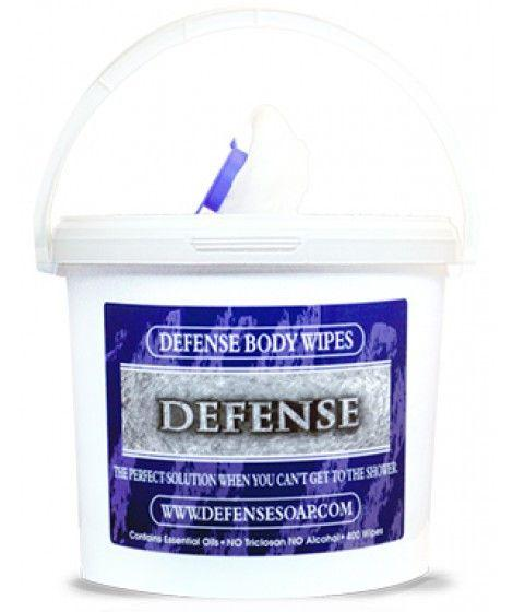 Defense Soap Body Wipes (400 Count)