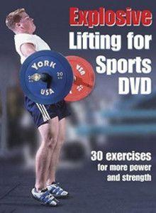 Explosive Lifting for Sports-Enhanced Edition (DVD)