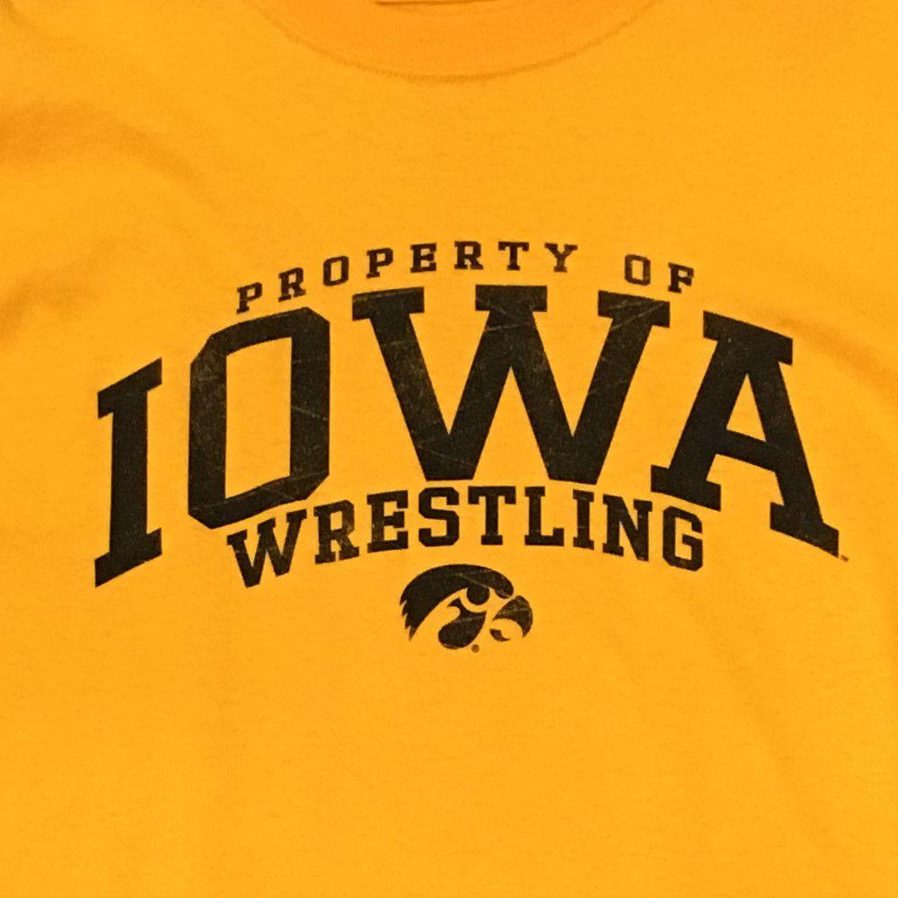J. America University of Iowa T Shirt