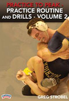 Greg Strobel: Practice to Peak - Practice Routine and Drills - Vol. 2 (DVD)