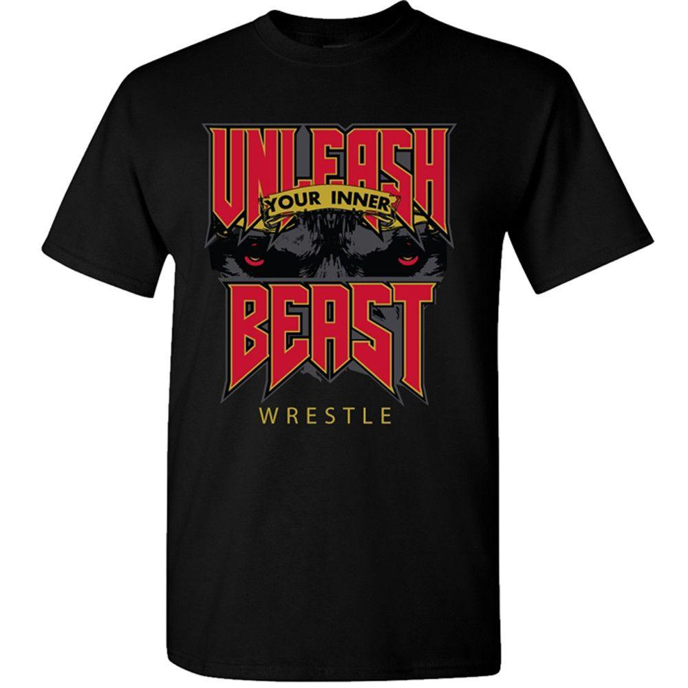 Image Sport Unleash Your Inner Beast T-Shirt